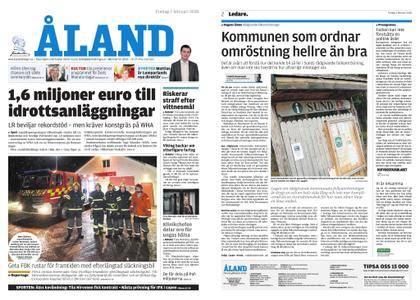 Ålandstidningen – 02 februari 2018