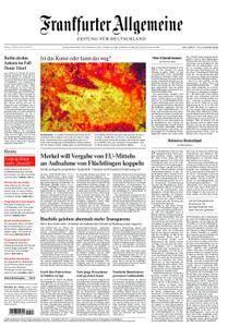 Frankfurter Allgemeine Zeitung F.A.Z. - 23. Februar 2018