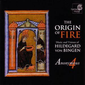 Anonymous 4 - The Origin of Fire: Music and Visions of Hildegard von Bing (2005) MCH PS3 ISO + Hi-Res FLAC