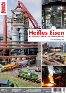 Eisenbahn Journal 1x1 des Anlagenbaus - No.2 2019