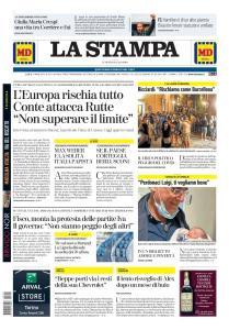 La Stampa Imperia e Sanremo - 20 Luglio 2020