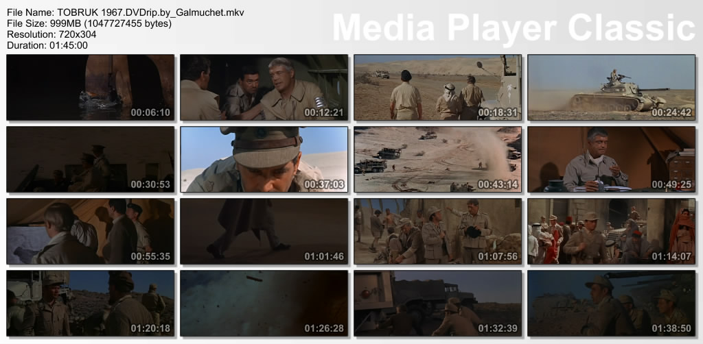 Tobruk (1967) Repost