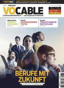 Vocable Allemand - 1er Avril 2021