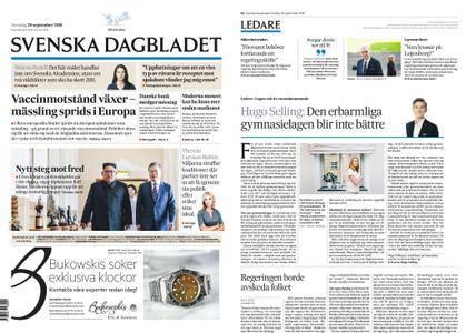 Svenska Dagbladet – 20 september 2018