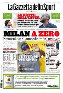 La Gazzetta dello Sport – 26 agosto 2019