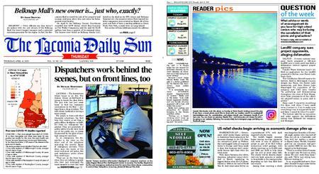 The Laconia Daily Sun – April 16, 2020