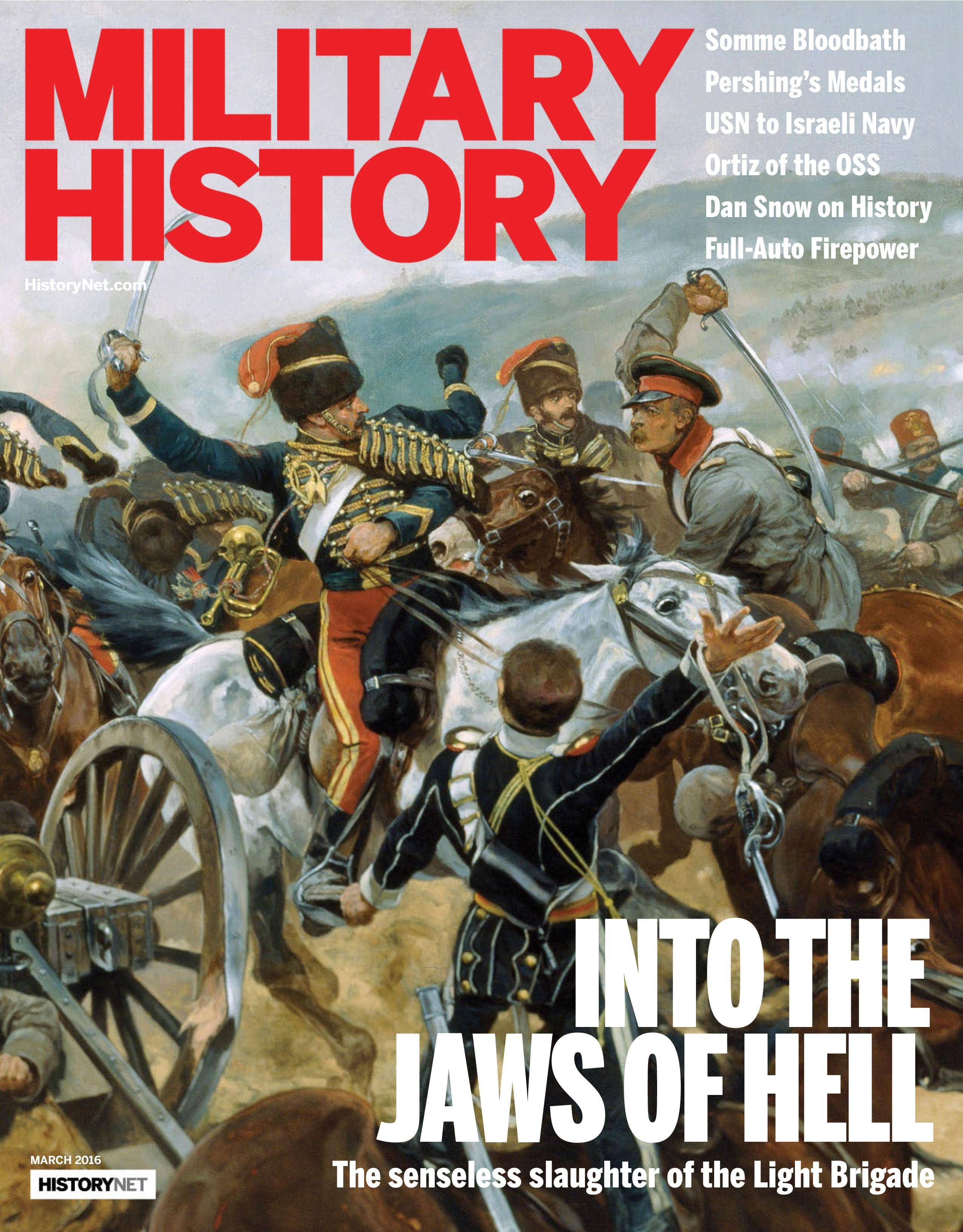 Military History - March 01, 2016
