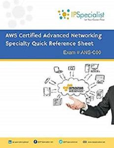 AWS Certified Advanced Networking Specialty Quick Reference Sheet: Cheat Sheet