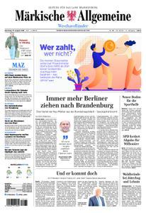 Märkische Allgemeine Westhavelländer - 27. August 2019