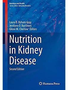 Nutrition in Kidney Disease (2nd edition) [Repost]
