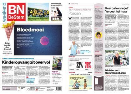 BN DeStem - Bergen op Zoom – 28 juli 2018
