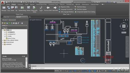 AutoCAD Electrical Advanced and Comprehensive Training