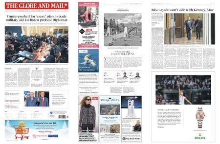 The Globe and Mail – November 14, 2019