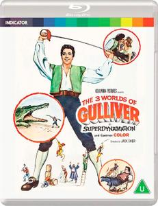 The 3 Worlds of Gulliver (1960) [REMASTERED]