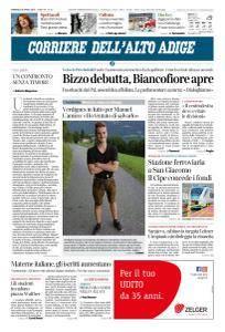 Corriere dell'Alto Adige - 8 Aprile 2018