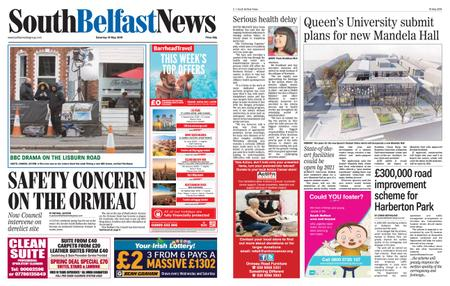 South Belfast News – May 16, 2019