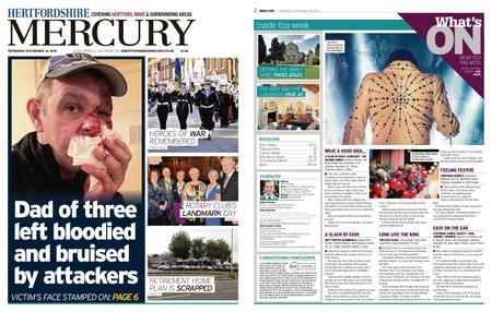 Hertfordshire Mercury – November 14, 2019