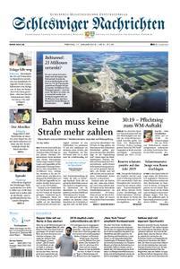Schleswiger Nachrichten - 11. Januar 2019