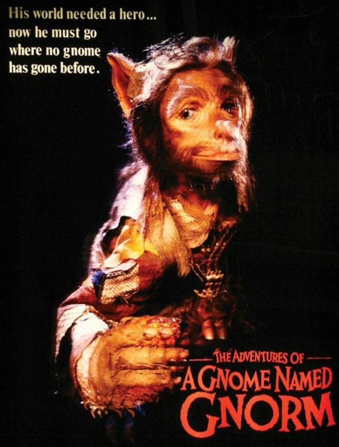 A Gnome Named Gnorm (1990)