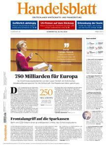 Handelsblatt - 28 Mai 2020