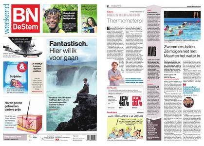 BN DeStem - Bergen op Zoom – 18 augustus 2018