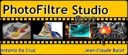 Photofiltre Studio 8.0.3
