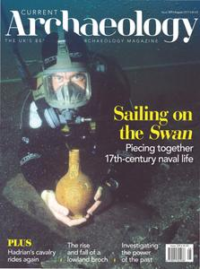Current Archaeology - Issue 329