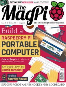 The MagPi - October 2020