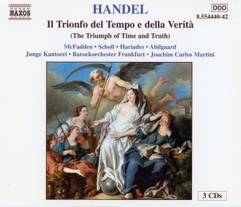Joachim Carlos Martini, Barockorchester Frankfurt, Junge Kantorei - Handel: Il Trionfo del Tempo e della Verita (2000)
