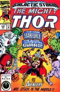 Captain America v1 399g The Mighty Thor 446