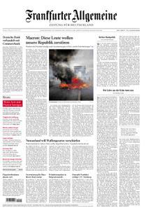Frankfurter Allgemeine Zeitung F.A.Z. - 18. März 2019