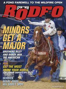 Spin to Win Rodeo - April 2017