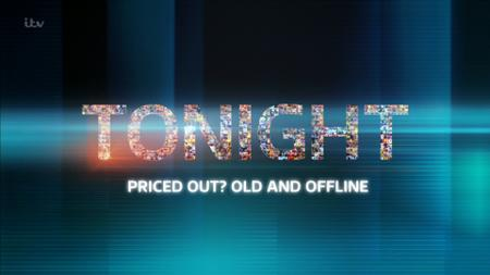ITV - Tonight: Priced Out? Old and Offline (2019)