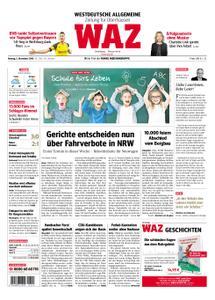 WAZ Westdeutsche Allgemeine Zeitung Oberhausen-Sterkrade - 05. November 2018