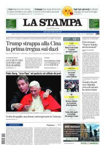 La Stampa Torino Provincia e Canavese - 16 Gennaio 2020