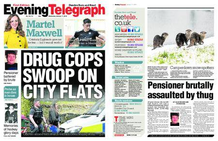 Evening Telegraph First Edition – January 17, 2018