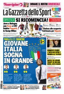 La Gazzetta dello Sport Roma – 12 gennaio 2019