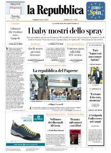 la Repubblica - 4 Agosto 2019