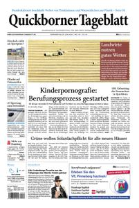 Quickborner Tageblatt - 25. Juni 2020