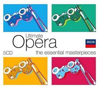 VA - Ultimate Opera: The Essential Masterpieces (2007) (5 CD Box Set)