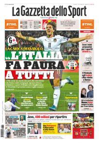 La Gazzetta dello Sport Nazionale - 1 Luglio 2021