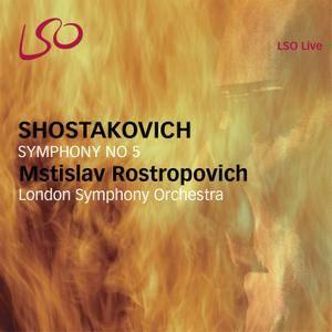 Mstislav Rostropovich & London Symphony Orchestra - Shostakovich: Symphony No. 5 (2005) [TR24][OF]