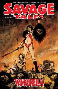Dynamite-Savage Tales Vampirella 2018 Hybrid Comic eBook
