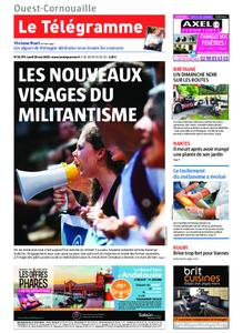 Le Télégramme Ouest Cornouaille – 20 mai 2019