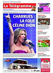 Le Télégramme Ouest Cornouaille – 08 octobre 2019