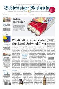 Schleswiger Nachrichten - 28. Dezember 2019
