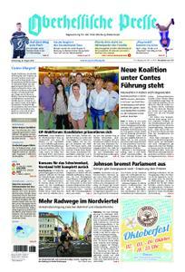 Oberhessische Presse Marburg/Ostkreis - 29. August 2019