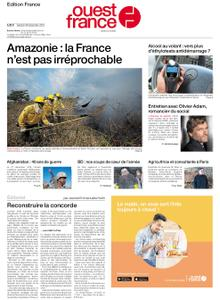 Ouest-France Édition France – 28 décembre 2019