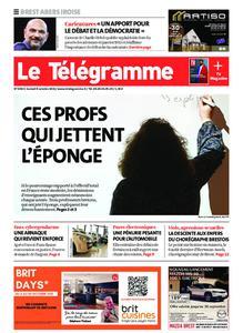 Le Télégramme Brest Abers Iroise – 09 octobre 2021