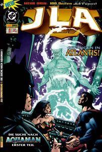JLA Sonderband 01 - Die Suche nach Aquaman Panini2004
